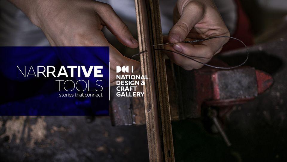 Narrative Tools Project - Crafternoon Tea