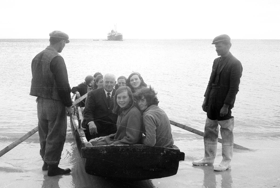 Remembering our West of Ireland Boats