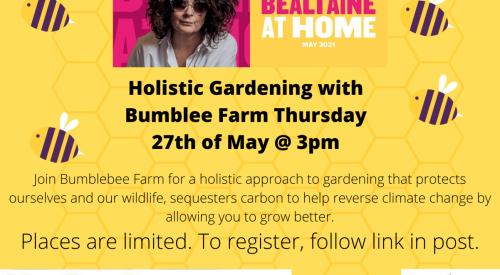 Holistic Gardening with Bumblebee Farm