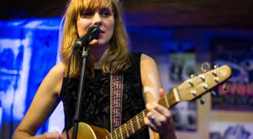 Intergen folk choir Liz Clark photo