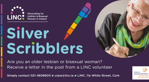 Silver Scribblers for Lesbian and Bisexual Women