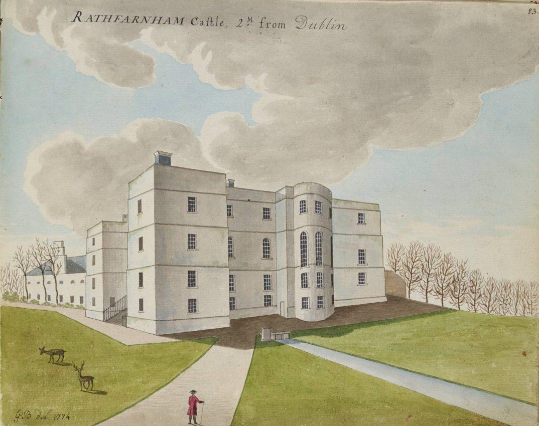 Virtual Tour of Rathfarnham Castle