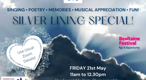 Silver Lining Special 21st May