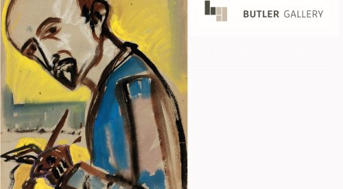 Butler Gallery - Portraits of Myself in May