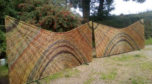 Make a Garden Shelter with Artist Lynn Kirkham