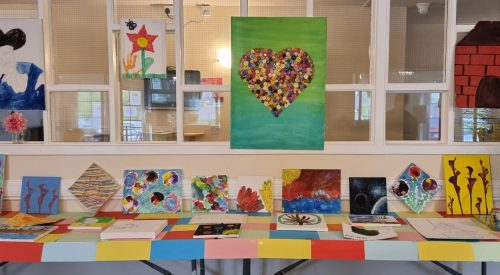National Arts In Nursing Homes Day: The Arts of Hazel Hall