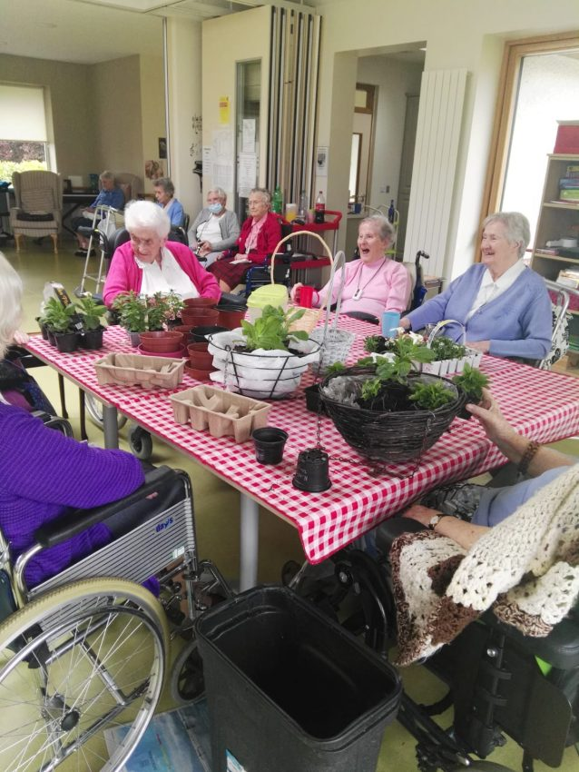 National Arts In Nursing Homes Day: Aras Mhuire MMM