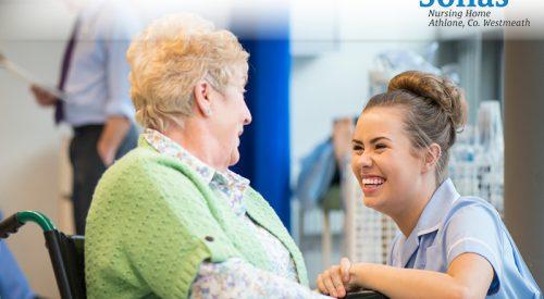 National Arts In Nursing Homes Day Sonas Nursing Home Athlone