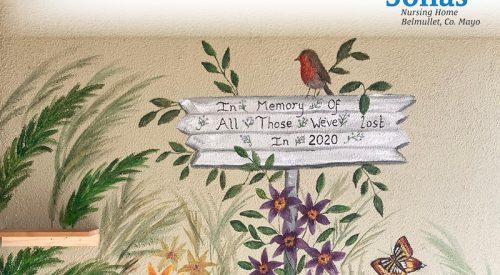 Sonas Nursing Home Belmullet Memorial Wall