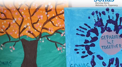 National Arts In Nursing Homes Day: Sonas Nursing Home Melview