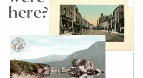 Wish You Were Here? A Selection of Views from Kerry Library Archives' Postcard Collection