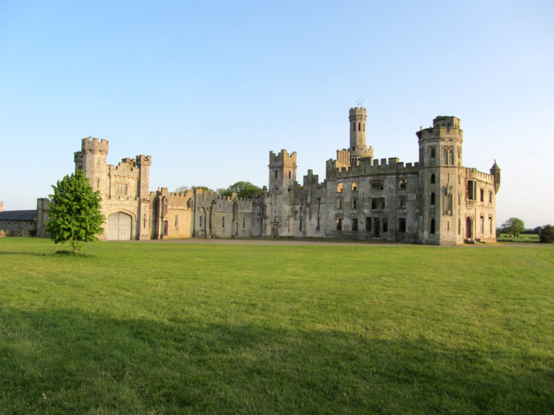 History of Duckett's Grove House and Gardens