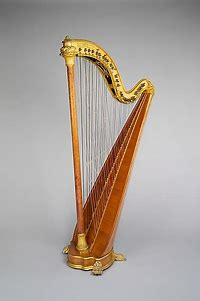 Afternoon of Music with Harpist Caroline Stapleton